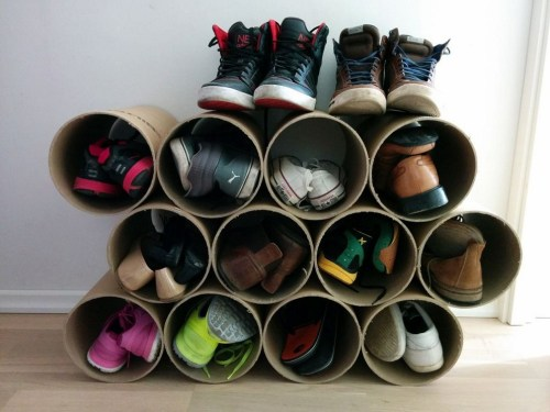 Amazing Shoe Storage Design Ideas