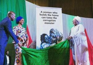 Aisha Buhari Launches 'Women Against Corruption' Initiative