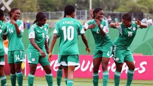 #AWCON2016: President Buhari Hails Victorious Super Falcons
