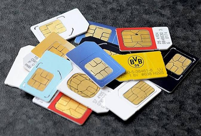 Insecurity: Federal Government To Restrict Ownership Of Sim Cards To Three Per Person