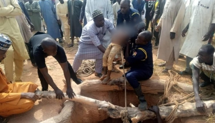 6-Year-Old Boy Drowns In Well In Kano