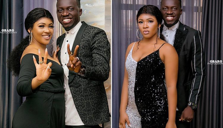Comedian, Akpororo And Wife Celebrate 5th Wedding Anniversary With Beautiful Photos