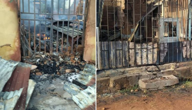 Midnight Fire Razes Seven Shops In Anambra