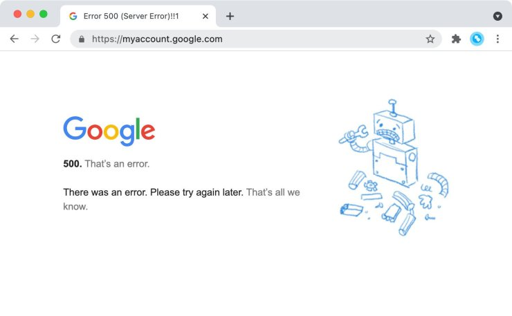 YouTube, Google Search, Gmail, Others Crash As Thousands Of Users Complain Of Issues