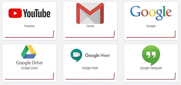 Google-owned family of apps - Gmail, Google Drive, Google Sheets, YouTube, search engine - have all crashed for thousands of users worldwide.
