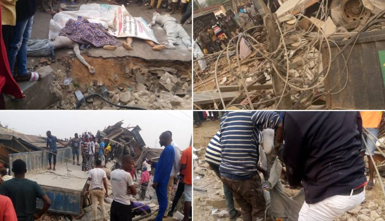 Truck Crushes Students, Indigenes To Death In Akungba, Ondo