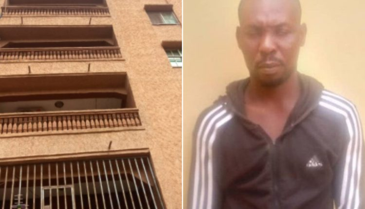 Man Arrested For Allegedly Pushing Girlfriend To Death From Five-Storey Building In Anambra