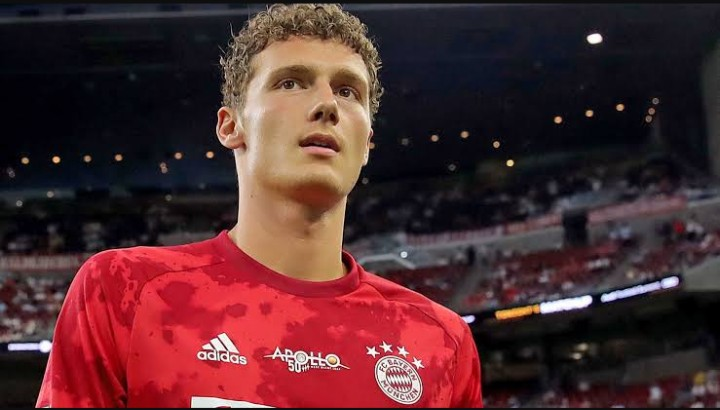 Bayern will without Benjamin Pavard, who tested positive to COVID-19.