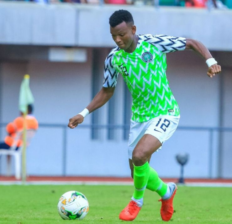 Nigeria will face Lesotho on the 30th of March.