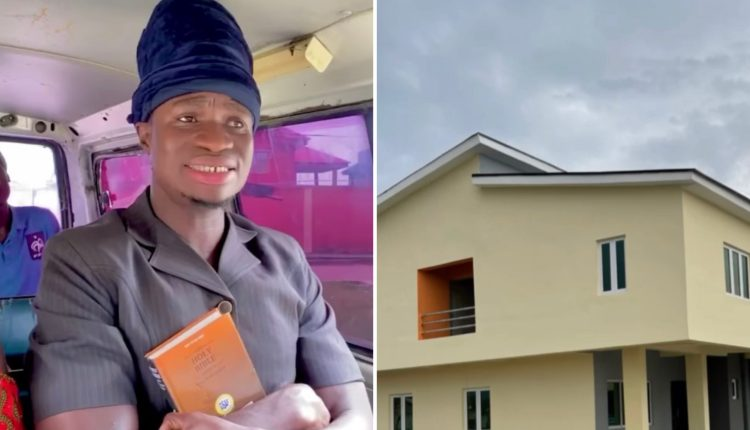 Weeks After Buying A Benz, Comedian ZicSaloma Becomes A Landlord