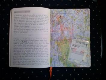 mapa Berlina i karta iz metroa (potpisujem ifotografiju)