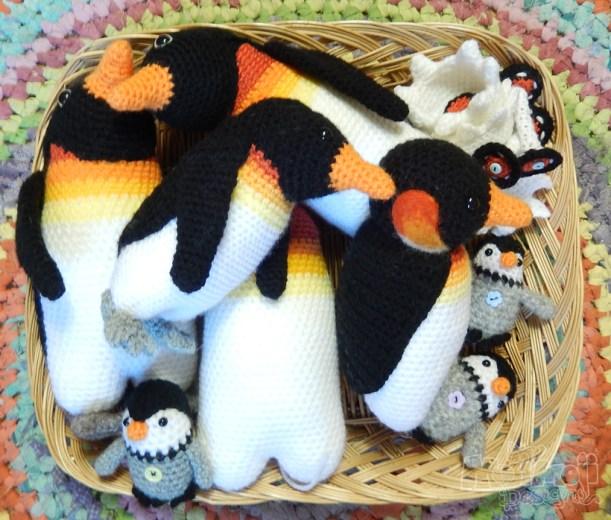 Penguin-Jumble