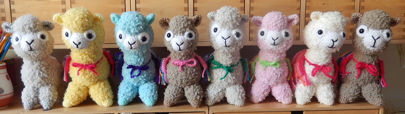 Fluffy Amigurumi Free Crochet Patterns | Crochet patterns ... | 231x820