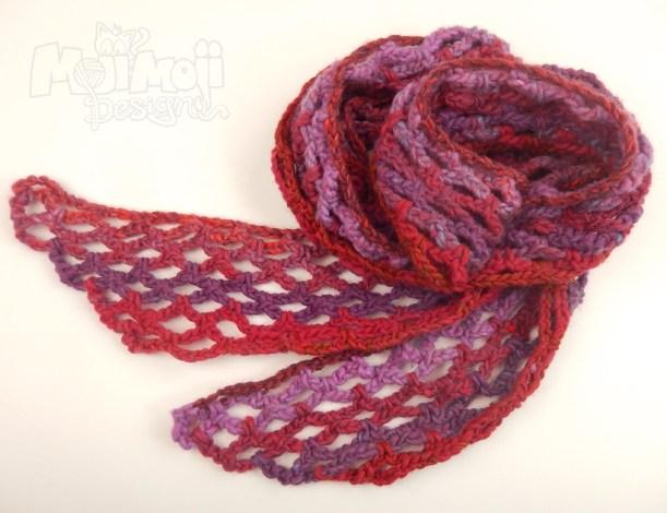 Lattice-scarf