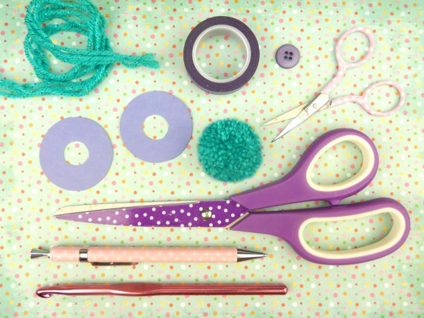 Pompom-equipment