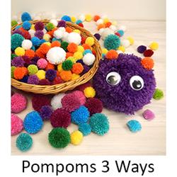 pompoms-3-ways