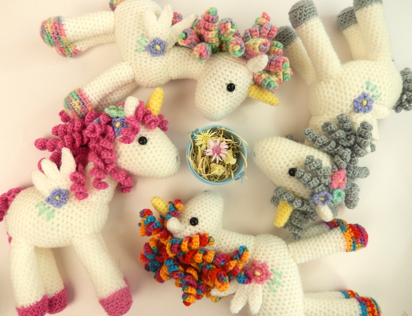 four-unicorns