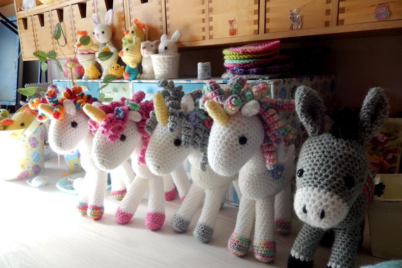 unicorns-and-a-donkey