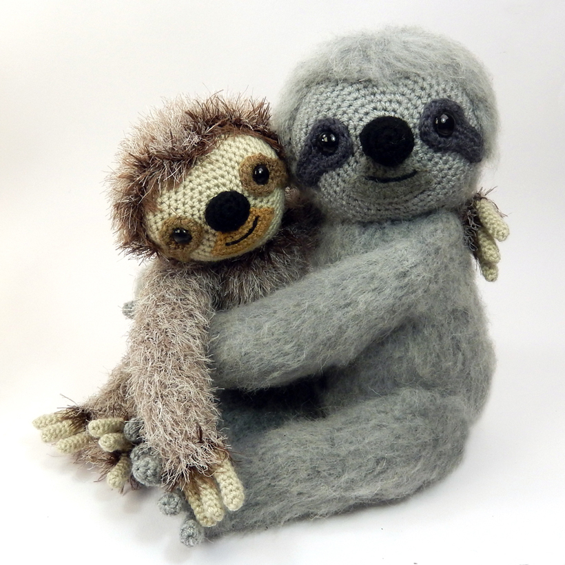 Sloth-cuddles