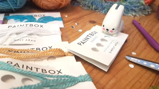 Paintbox yarn | Moji-Moji Design