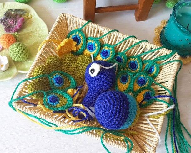 Crochet Patterns Moji Moji Design