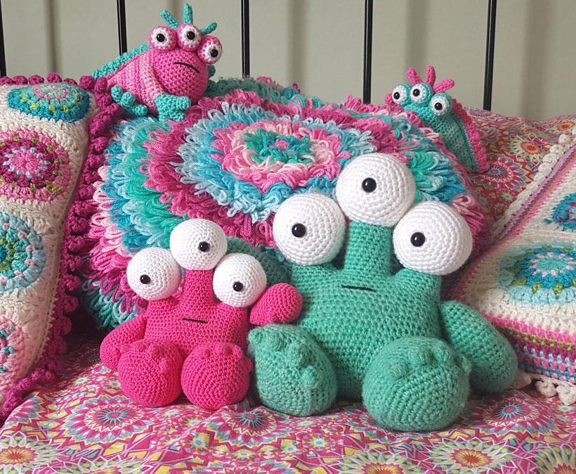 Amigurumi Net Book : Back to school bookmarks u hodgepodge crochet