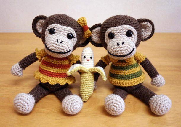 monkey | Moji-Moji Design | 431x611