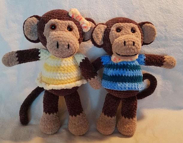 monkey | Moji-Moji Design | 478x611