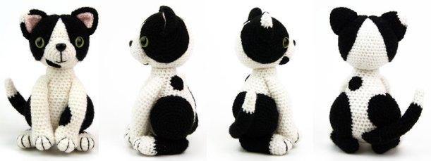 Crocheted Headband Tutorial for Beginners | Hello kitty crochet ... | 229x611