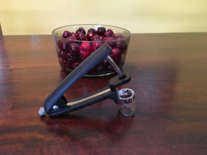 If You Give a Kid a Cherry Pitter....