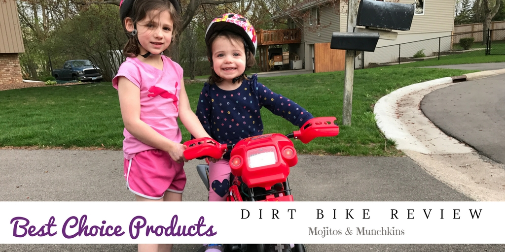 Review:: BCP Kids 6V Electric Ride On Motorcycle Dirt Bike