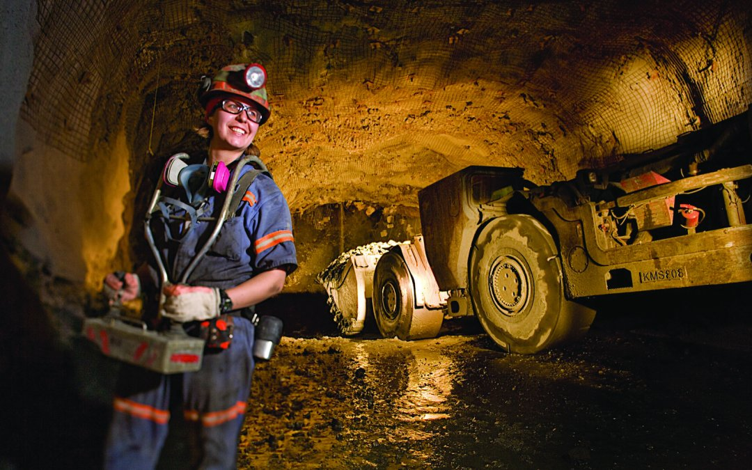 How RFID Systems Make Mining Safe, Secure and More Efficient