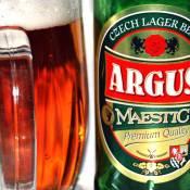 Argus - piwo z lidla