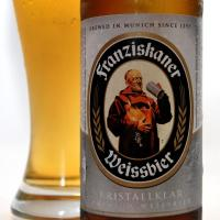 Franziskaner Weissbier Kristallklar