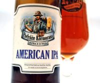 Podróże Kormorana American IPA