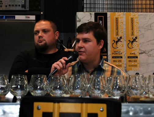 Browar Stu Mostów - pierwsze piwa (4)