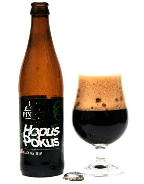 Pinta Hopus-Pokus Black IPA