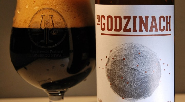 Amber Po Godzinach Russian Imprial Stout