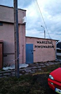 Warsztat Piwowarski