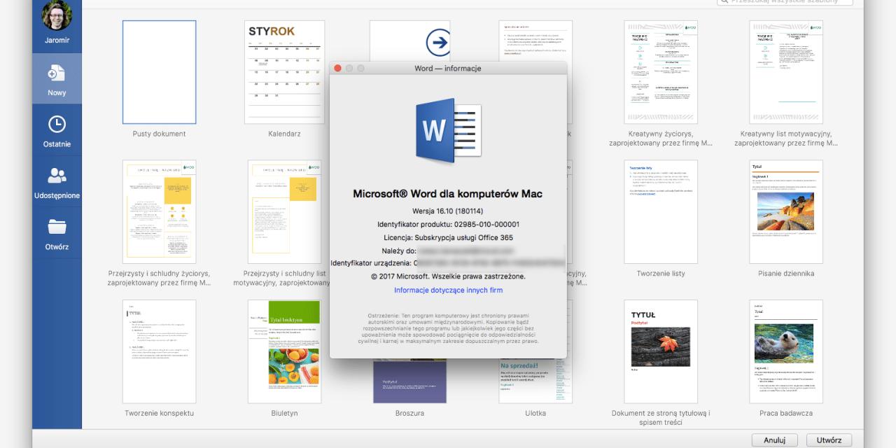 Office 2016 doczekał się ważnych aktualizacji
