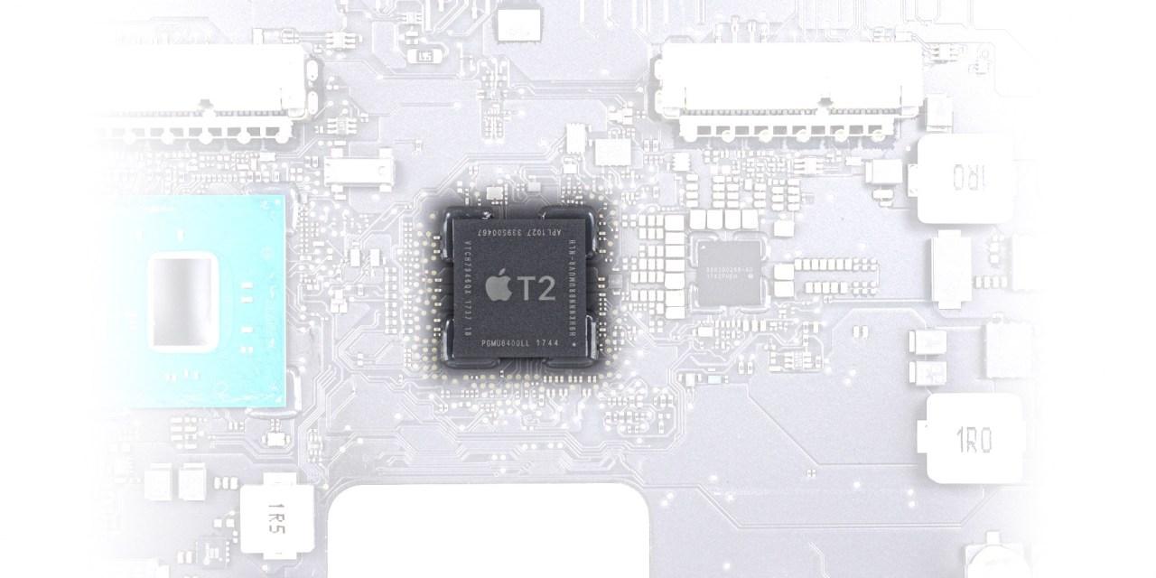 T2 standardem, więcej prywatności w komputerach