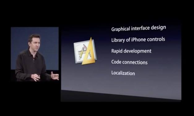10 lat iPhone SDK, 10 lat rewolucji w aplikacjach nie tylko mobilnych