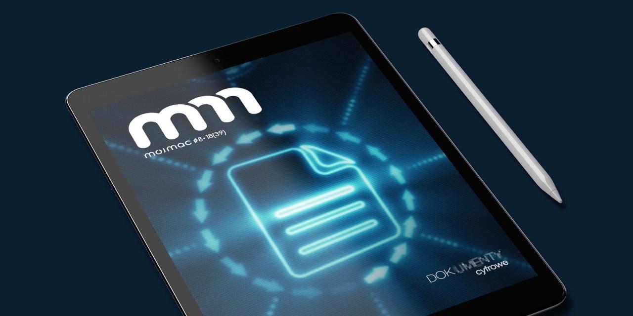 Mój Mac Magazyn – Cyfrowe dokumenty