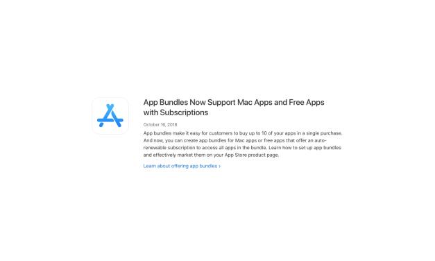 Nowości w App Store. Paczki z programami na macOS o raz paczki subskrypcji