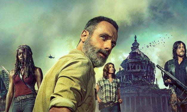 "Wkrótce 9 sezon ""The Walking Dead"" i promocja w iTunes… brytyjskim :)"