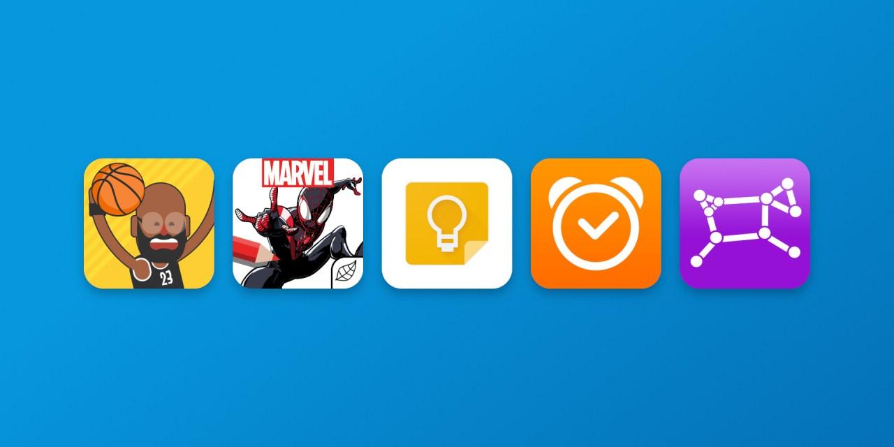 iPad Weekly #3 – aplikacja karteczek, gwiazdy i dobry sen