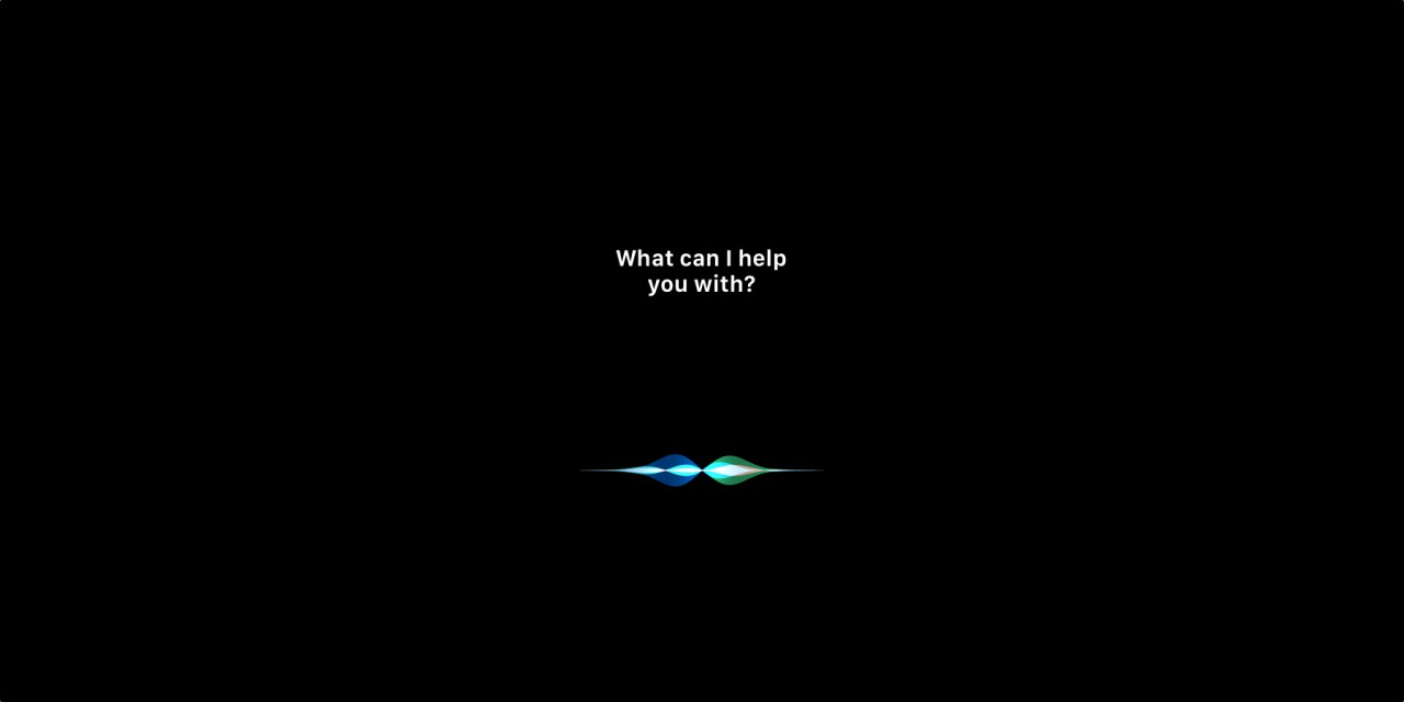 Siri offline? Patent Apple na to wskazuje