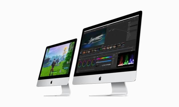 iMac odświeżony! Nowe procesory, nowe możliwości konfiguracji