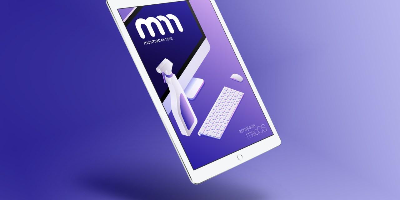 Mój Mac Magazyn – sprzątamy w systemie macOS