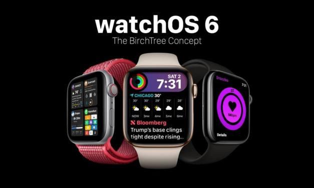 watchOS 6 zapowiada się genialnie…